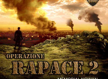ASC Prima Divisione Aquile presenta: OPERAZIONE RAPACE 2 – 2016-10-30 Pisogne