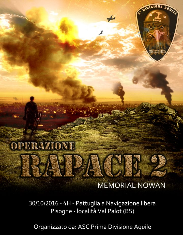 Operazione Rapace 2