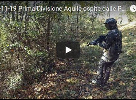 2017-11-19 Prima Divisione Aquile ospite dalle Pantere – Pattuglia Libera Softair
