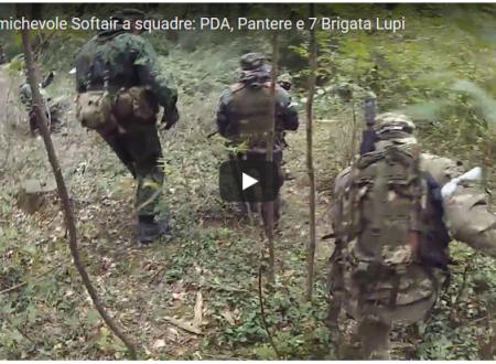 2016 Amichevole Softair a squadre: PDA, Pantere e 7 Brigata Lupi