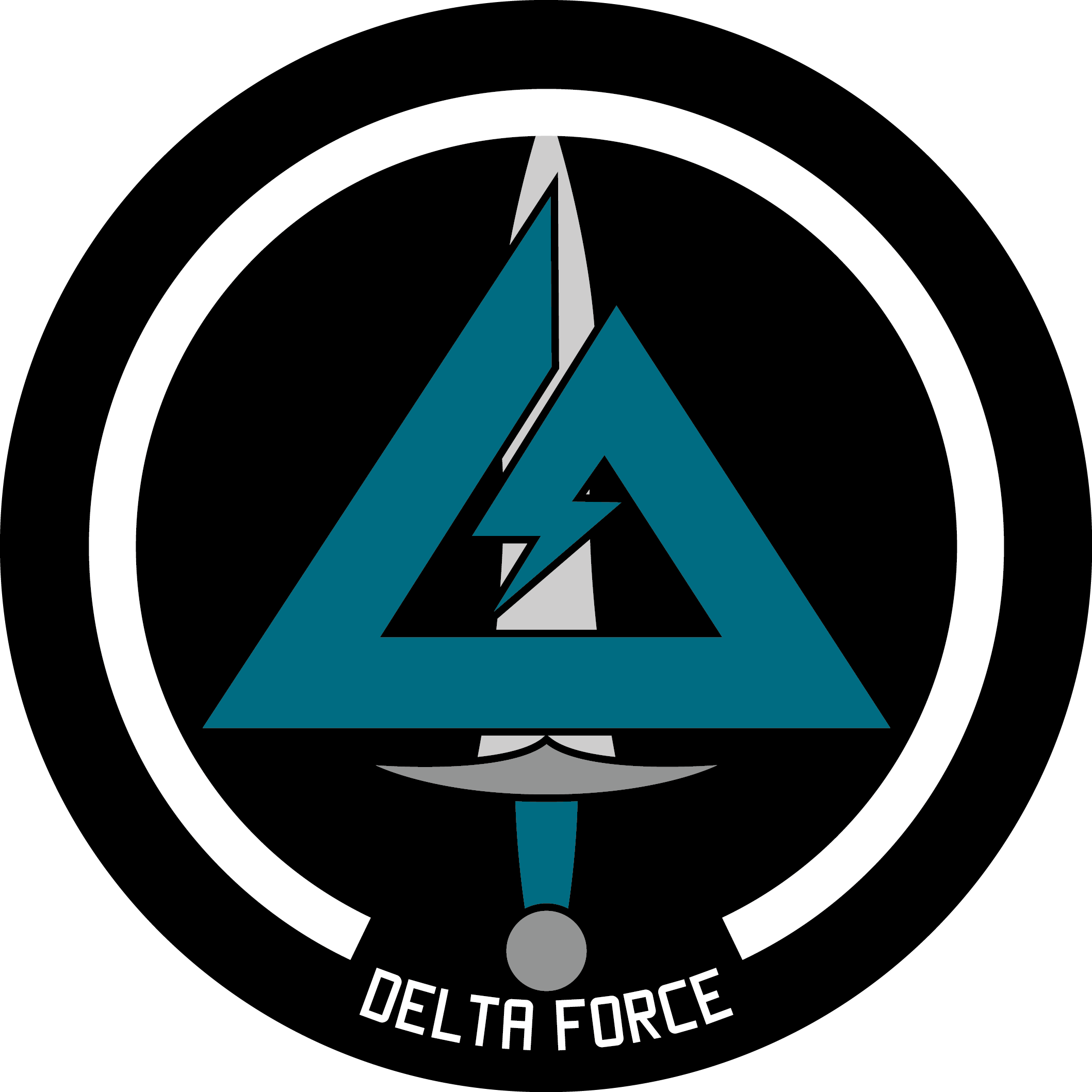 Images Of Delta Force Logo Png Spacehero